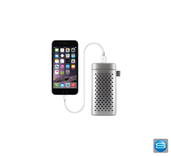 3in 1 Powerbank mit Speaker